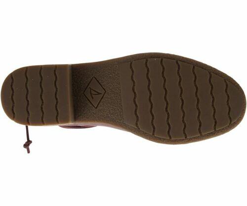 Sperry Women/'s Maya Ronan Booties Rust Leather Pick A Size MSRP $130