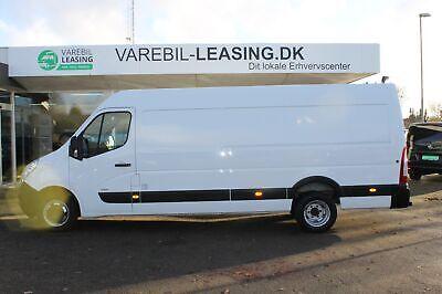 brugt varebil Opel Movano CDTi 163 Kassevogn L4H2