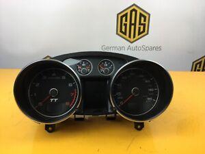 AUDI-TT-8J-Mk2-3-2-V6-racimo-del-instrumento-Speedo-Relojes-8J0920980C-140k