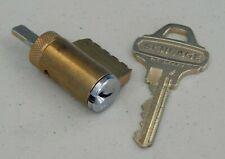 Schlage Everest Lever Cylinder C123 Keyway 626 Finish 1 Cut Key