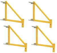 Portable Scaffold Safety Legs Set 4 Extra Stability Fit Bunnings Rhino