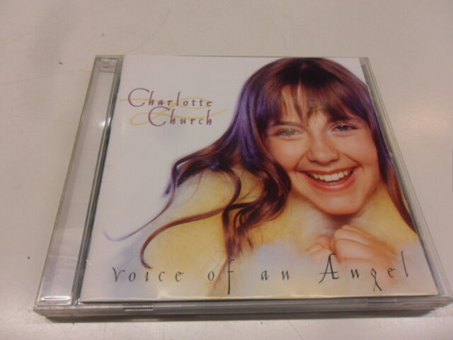 CD  Charlotte Church  ‎– Voice Of An Angel