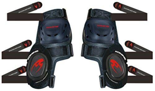 04-652 SK-652 KOMINE Bike Knee Shin Protector Racing Plus Knee Slider Base