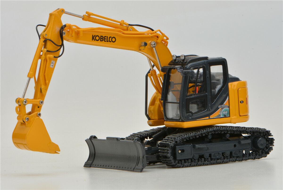 tienda hace compras y ventas Ros 1 50 camión excavadora Kobelco Kobelco Kobelco Ed 160 Edición De Aleación Coche Modelo Amarillo  auténtico