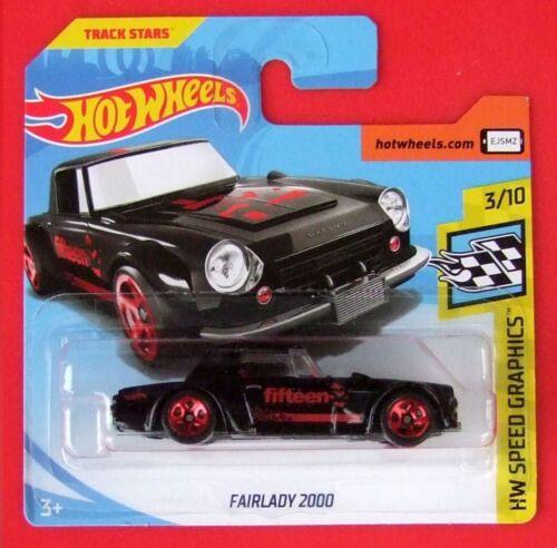 Hot Wheels 2018 fair lady 2000 344//365 neu/&ovp