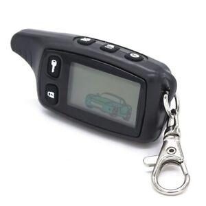 Tomahawk-TW9010-LCD-Telecommande-Deux-Voies-Voiture-Alarme-Systeme-Cle-Pointeur
