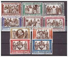 VATICANO - 1960 -  MISERICORDIA  SERIE  USATA