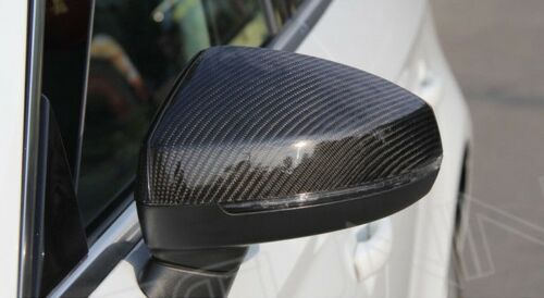 8V A3 RS3 OEM Fit RS3 Audi Carbon Fibre Wing Mirror Covers to fit 2012 S3
