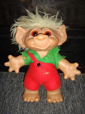 Vintage Thomas Dam Troll Doll