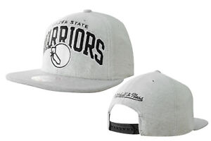 Image is loading Mitchell-amp-Ness-Golden-State-Warriors-Snapback-Adults- 44627a0136e8