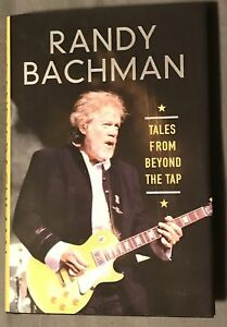 Randy-Bachman-Autograph-Autobiography-Tales-From-Beyond-The-Tap