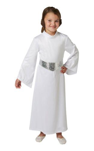 filles Princesse Leia Déguisement star wars déguisement costume enfant
