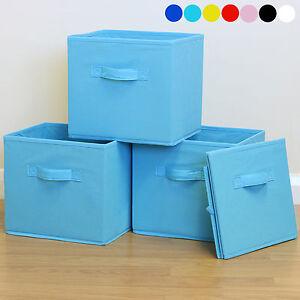 Pliable-carre-tissu-boite-de-rangement-tiroir-jouets-livres-vetements-rangement-organisateur