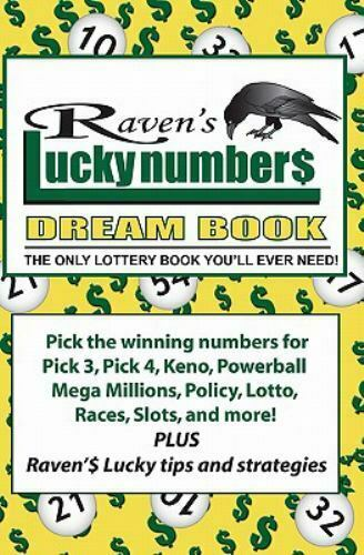 Raven S Lucky Numbers Dream Book The Only Lottery Book You Ll Ever Need By Raven Willowmagic 2009 Trade Paperback For Sale Online Ebay