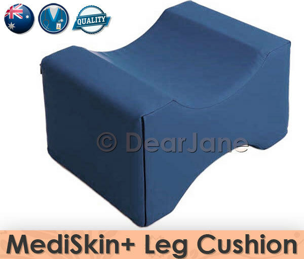 LEG PILLOW Waterproof Fabric, Maternity Memory Foam, KNEE CUSHION Support Wedge