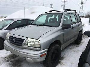 2003 Suzuki Vitara JX