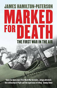Marked-For-Death-Hamilton-Paterson-James-Used-Good-Book