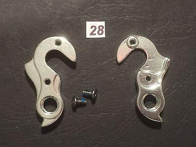 #27 Rear Derailleur Mech Gear Hanger Alloy Frame Drop Out For Cannondale Bikes