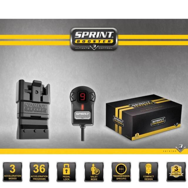 Sprint Booster V3 Porsche 911 3.6 Turbo 4 3600 ccm 309 KW 420 PS 996 2000 -11383