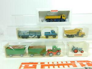 Bt335-0-5-5x-Wiking-h0-1-87-modelo-871-eicher-671-384-674-392-Neuw-embalaje-original