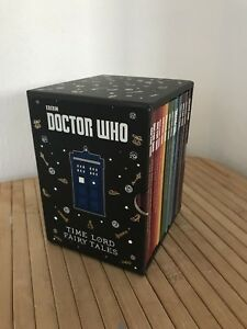 Doctor Who: Time Lord Fairy Tales Slipcase Edition Synopsis