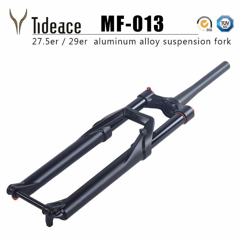 NEW thru axle aluminum Alloy Moutain Bike 29er fork MTB Suspension Forks 650B