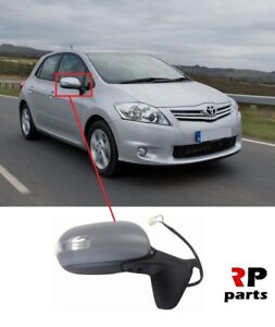 FOR-TOYOTA-AURIS-2010-2012-NEW-WING-MIRROR-ELECTRIC-HEATED-INDICATOR-RIGHT-LHD