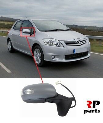 FOR TOYOTA AURIS 2010-2012 NEW WING MIRROR ELECTRIC HEATED INDICATOR LEFT LHD