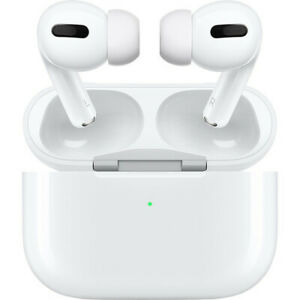 Apple Airpods Pro With Wireless Charging Case 190199246850 Ebay
