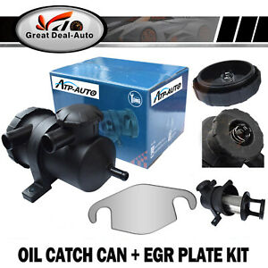 Fit-for-Ford-Ranger-PJ-PK-Turbo-Diesel-4WD-Oil-Catch-Can-EGR-Blanking-Plate