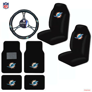 Fabulous Details About Nfl Miami Dolphins Car Truck Seat Covers Floor Mats Steering Wheel Cover Pabps2019 Chair Design Images Pabps2019Com