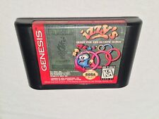 Izzy's Quest for the Olympic Rings (Sega Genesis) Game Cartridge Excellent!