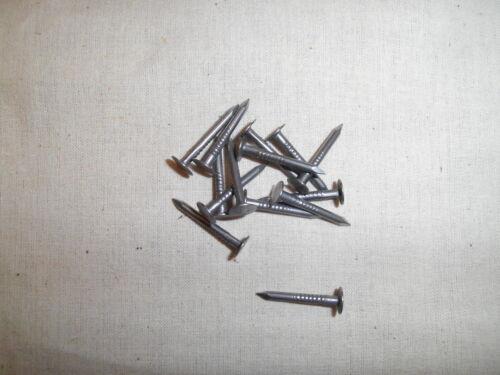für weiches Holz 22 mm lang geriffelter Schaft 200 Gurtstifte für Jutegurte