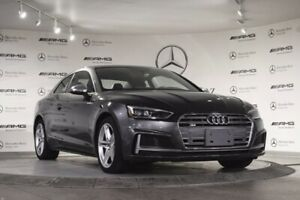 2018 Audi S5 Progressiv