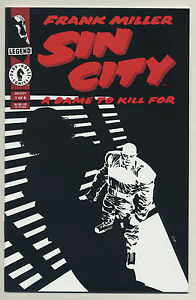 Sin-City-A-Dame-to-Kill-For-1-1993-1st-Appearance-Dwight-Frank-Miller-Dark-Horse
