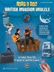 Just for Fun -- British Invasion Ukulele: 12 Songs from the 1st Wave of Moptops & Mods by Alfred Publishing (Paperback / softback, 2014)