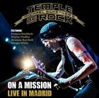 On A Mission-Live In Madrid von Michaels Temple Of Rock Schenker (2016)