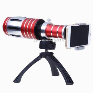 50x Optical Zoom Telescope Camera Lens For Apple Iphone X 8 8 Plus 6