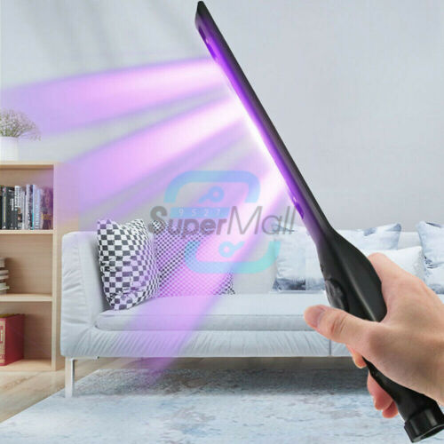 Portable UVC Germicidal Lamp Home Travel Disinfection USB UV Light sterilizer