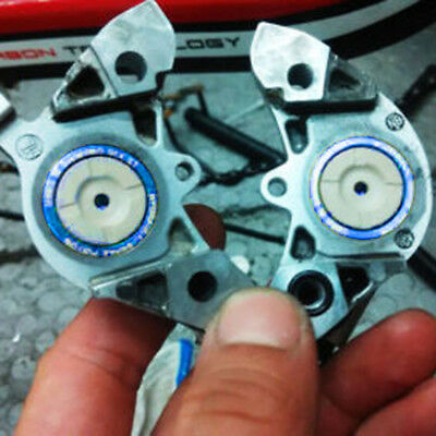 Piston Hydraulic Brake Caliper Parts for Shimano XT//M785//M8000//SLX675 USA Seller