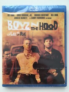 Boyz-in-the-hood-BLU-RAY-NEUF-SOUS-BLISTER-Ice-Cube-Cuba-Gooding-Jr