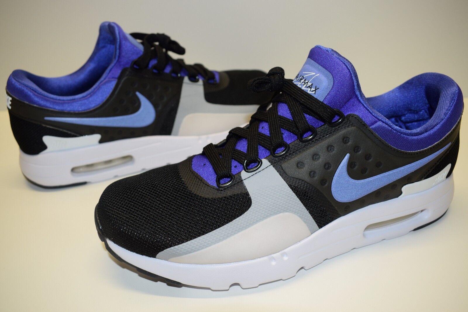 Nike Air Max Zero QS homme Shoe Sneaker 789695 004 Sz US 9.5 EU 43 NEW