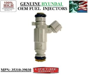 Genuine Hyundai 35310-39030 Fuel Injector Assembly