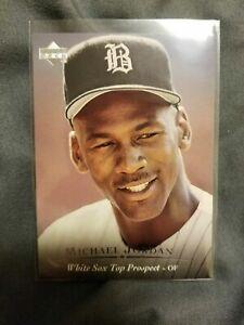 Michael-Jordan-1994-UD-Minor-League-Top-Prospect-Signature-HoloFoil-Rookie-Lot