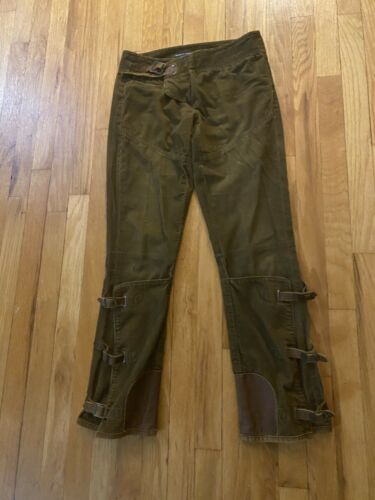 Brown Ralph Lauren Riding Pants