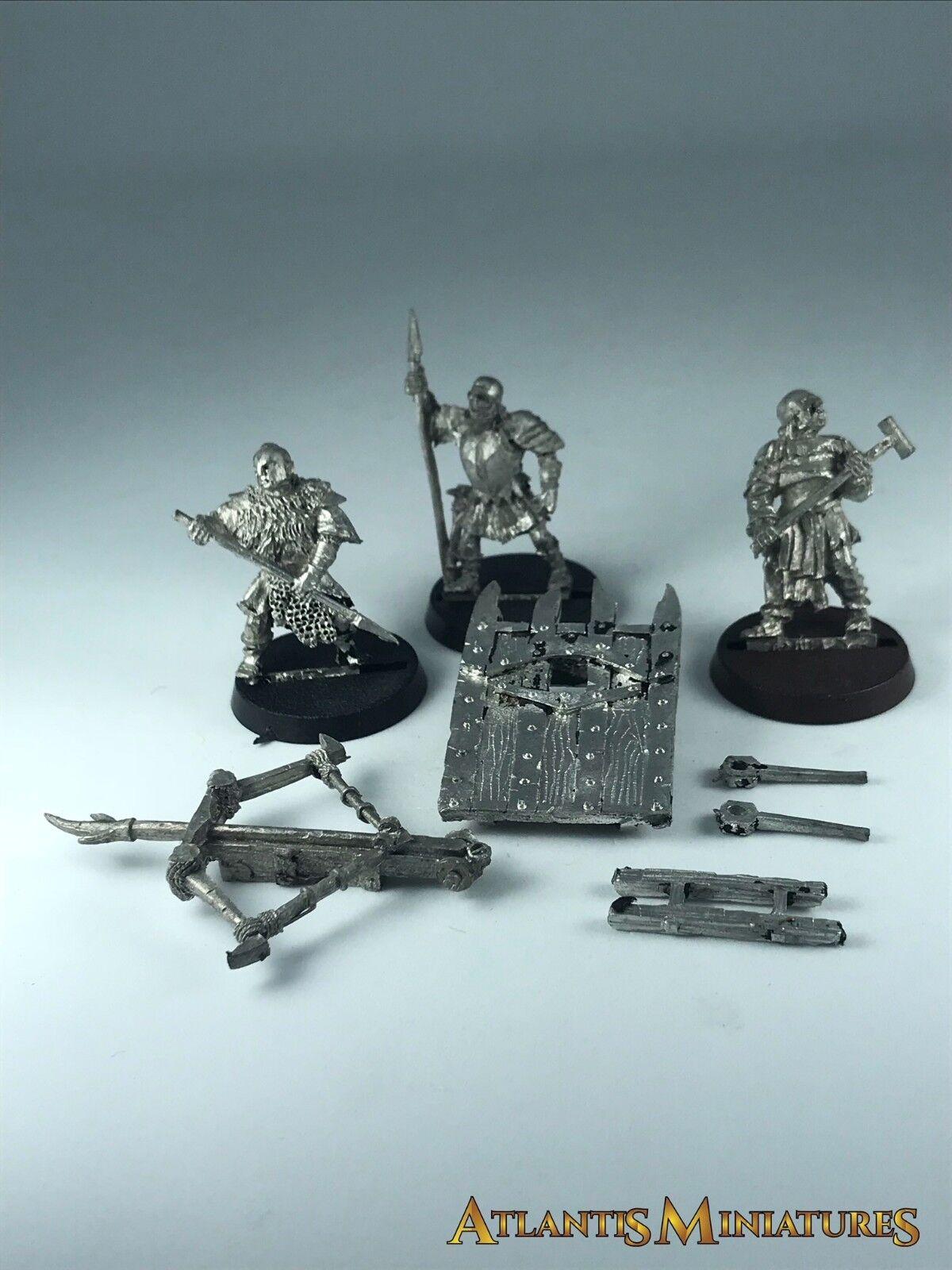 Metal Orc Siege Bow - OOP - Warhammer   Lord of the Rings C140