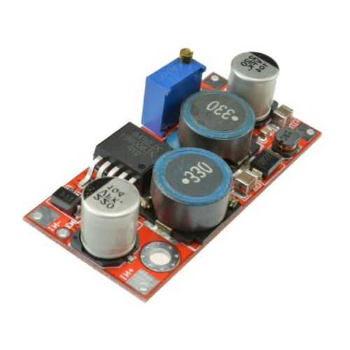 2PCS Boost Buck DC adjustable step up down Converter XL6009 Module Voltage