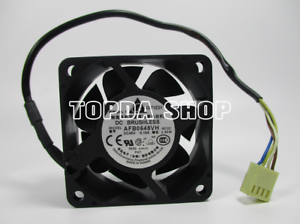 DELTA-AFB0648VH-Double-ball-cooling-fan-DC48V-0-10A-60X60X25MM-4pin