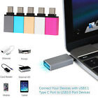 USB-C 3.1 Type C Male to USB 3.0 Female Adapter Sync Data Hub for MacBook 12