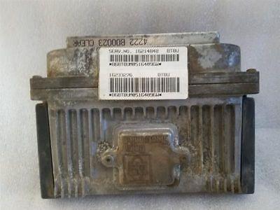 Cadillac Deville 1996 Engine Computer ECM PCM 16214848 Programmed to your VIN